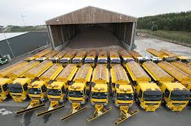 Nottinghamshire County Council Committee System Nottingham Council Bosses Dispel Myths Surrounding Gritting In