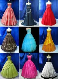 color wedding dresses untitled document