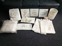 Mamas And Papas Once Upon A Time Crib Bedding Mamas And Papas Once Upon A Time Nursery Set 25 00 Picclick Uk