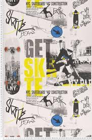 papier peint lutece chambre papier peint skate jaune et gris papier peint aventures de lutèce
