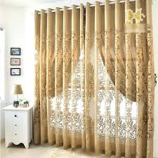 Gold Color Curtains Gold Color Curtains 100 Polyester Stripe Gold Color Fabric