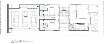 home floor plans california first floor plan exceptional glass wood home in los angeles