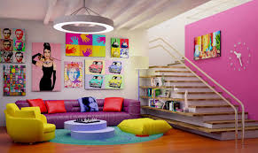 Art Home How To Give Your Home A Pop Feeling Caprice Style By Homecaprice