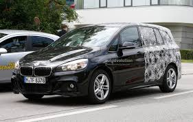 bmw 2 series active tourer 7 seater spotted wearing m sport