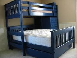 navy blue floor l photo of bunk bed l30 with custom navy blue paint drew pinterest