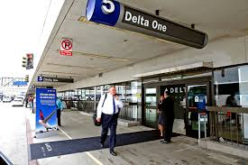Atlanta Airport Terminal Map Delta by More Construction Ahead As Delta Relocates At Lax La Times