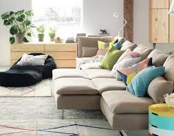 und sofa söderhamn sitzelemente mit bezug replösa in beige