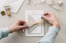 wedding invitations how to q a what s the proper way to assemble wedding invitations