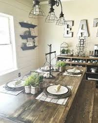 Easy And BudgetFriendly Dining Room Makeover Ideas Runners - Farmhouse dining room