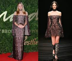 British Fashion Awards 2013 Pictures by Fashion Usa Magazine Women