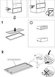 ikea besta assembly instructions bestã drawer frame white ikea ideas of ikea besta drawer
