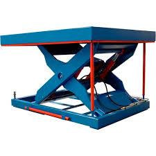 Hydraulic Scissor Lift Table by Scissor Lift Table Hydraulic Stationary Büter Hebetechnik Gmbh