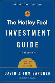 the motley fool investment guide third edition how the fools