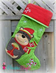 Stocking Designs by Holiday Collection Christine Taylor Designs