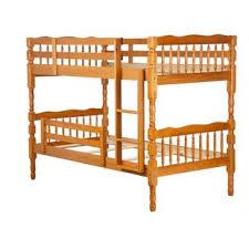 Solid Pine Bunk Beds Solid Pine Bunk Bed Wayfair