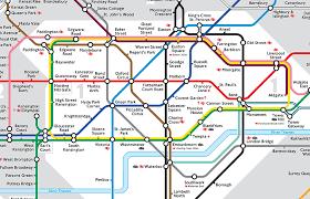 map underground underground map major tourist