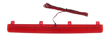 ford transit connect rear top third brake light l spoilerlights com spoiler lights spoilers third brake lights