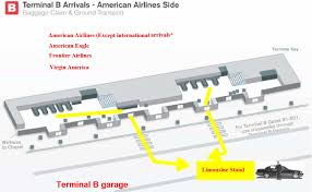 Boston Logan Airport Terminal Map by Allegro Town Car Services Logan Airport Information Ma Nh