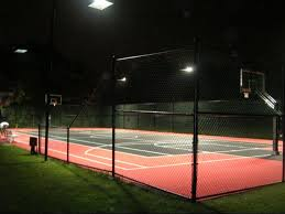 Backyard Tennis Courts Flex Courts Outdoor Williams And Williams Landscaping In