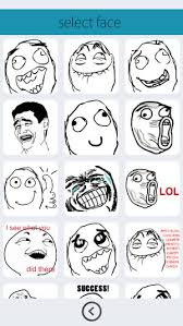 rage comic maker on the app store