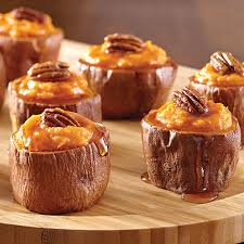 stuffed sweet potato cups recipes pered chef us site