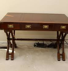 Campaign Desk Campaign Desk By Bombay Company Ebth