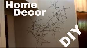 diy abstract art home decor youtube