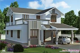 2 Storey Modern House Designs And Floor Plans single storied house plans kerala storied home plans ideas picture