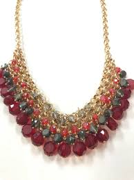 beads necklace images Statement necklace JPG