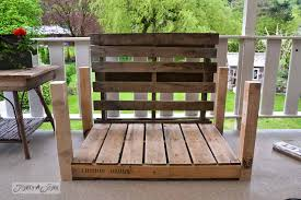 Plans For Wooden Patio Chairs by Pallet Wood Patio Chair Build Part 2 Funky Junk Interiorsfunky