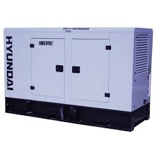 hyundai dhyd60kser hirepro diesel generator thepowersite co uk