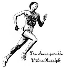 wilma rudolph coloring free download