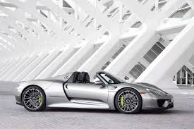 fastest porsche 918 the 9 quickest cars in the world