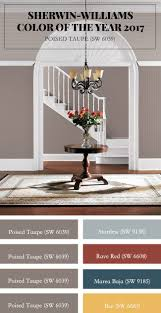sherwin williams taupe sherwin williams color of the year 2017 poised taupe sw 6039 es