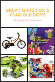 gifts for 5 year 10001 gift ideas