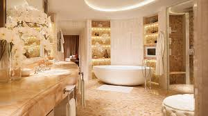 inspirational design 10 incredible hotel bathroooms mkw surfaces