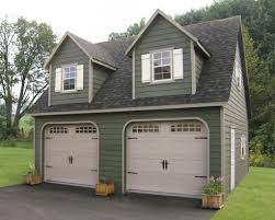 Prefab Garages With Apartments by Modern 2 Car Metal Garage 2 Car Metal Garage Style