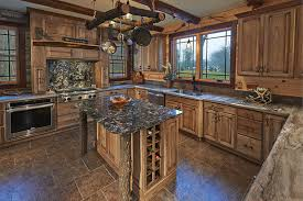 rustic wood kitchen cabinets custom kitchen cabinet styles lancaster pa