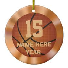 basketball player ornaments keepsake ornaments zazzle