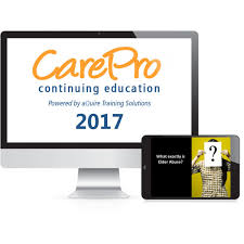 2017 washington carepro continuing education oncourse learning