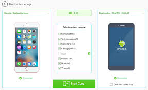 get contacts from android to iphone how to transfer from iphone to android quickly