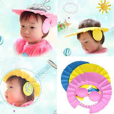 baby shower cap baby shower cap with ear cover the viral gadgets