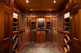 wine room designs wine cellar made with european and american oak