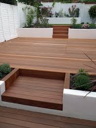 gardens design and decks latest very small decking ideas