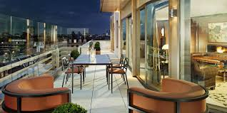 5 spectacular rooftop penthouse suites at london hotels