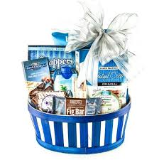 hanukkah gift baskets happy hanukkah gift tin twana s creation gourmet gift basket