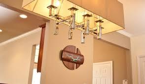 home depot foyer lighting 70 most superlative large rectangular chandelier sputnik lowes mid