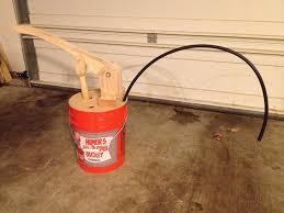 travel trailer water pump water pump by zippityboomba homemade hand powered water pump