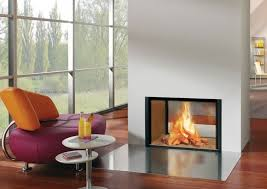 Insert For Wood Burning Fireplace by Two Sided Fireplace Inserts Wood Burning Best Fireplace 2017 2