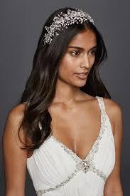 bridal hair accessories uk wedding accessories bridal accessories david s bridal